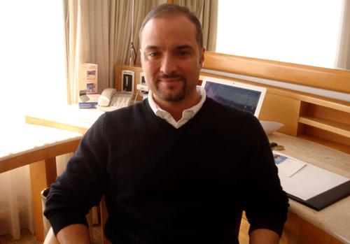 Alejandro Palmieri es el nuevo Secretario de Comunicación Social de la Presidencia. (Foto: Blog Jorge Palmieri)