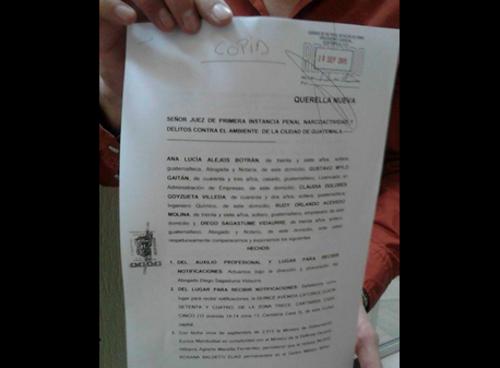 Se pretende con esta acción retirar la inmunidad para ambos funcionarios.  (Foto: Radio Punto)