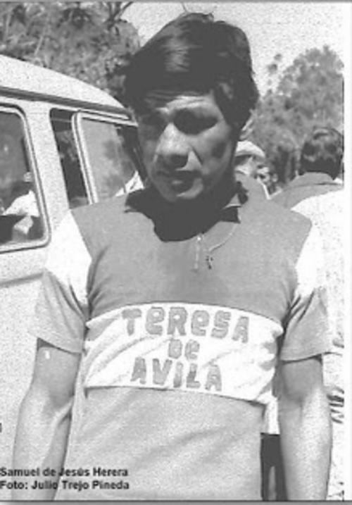 Esta es una de las imágenes del recuerdo del campeón de la vuelta ciclística. (Foto: Blog)