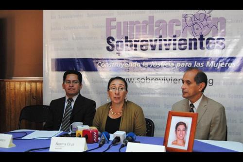 La Fundación Sobrevivientes actúa como querellante en el caso. (Foto: Archivo/Soy502)