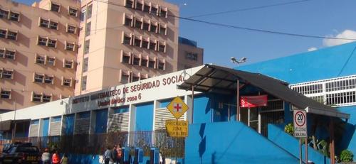 """El director y el jefe financiero del hospital del IGSS en la zona 6, confabularon para colaborar con la red """"Negociantes de la Salud"""" y beneficiarse económicamente."""