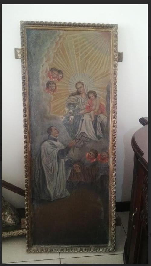 """Las obras de arte encontradas serían muy costosas, pero por ahora la PNC dice que el valor de la colección completa es """"incalculable"""". (Foto: PNC)"""