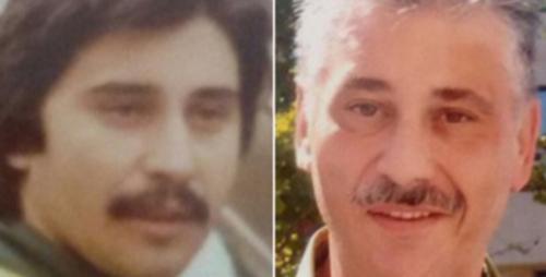 La comparación de Miguel Parrondo al momento del accidente y la actualidad. El estado de coma le dejó con menos arrugas que cualquier persona de 60 años. (Foto: El País)