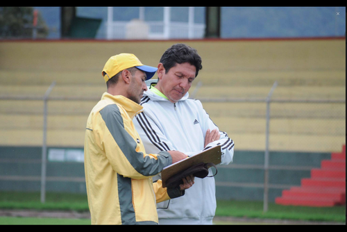 Francisco Melgar ha sido dos veces subcampeón en el fútbol guatemalteco. Ambas con Marquense, la primera en 2006 y la segunda en 2007. (Foto: Archivo)