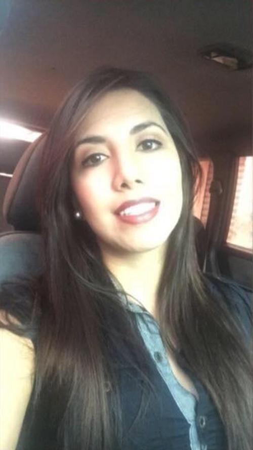 Karla Martínez es hija de la diputada Sofía Hernández. Ganó su curul, luego que el Tribunal Supremo Electoral dejara fuera de la próxima legislatura a Luis Chávez. (Foto: Facebook/Karla Martínez)