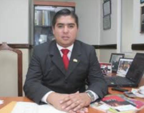 Oscar Quintanilla fue reelecto por el Partido LIDER, pero desde diciembre se sumó a las filas del Movimiento Progresista. (Foto: Congreso)