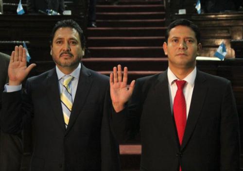 El proyecto de Presupuesto General de la Nación de los últimos dos años pasó por las manos de Rivera en la Junta Monetaria. (Foto: Wilder López/Soy502)