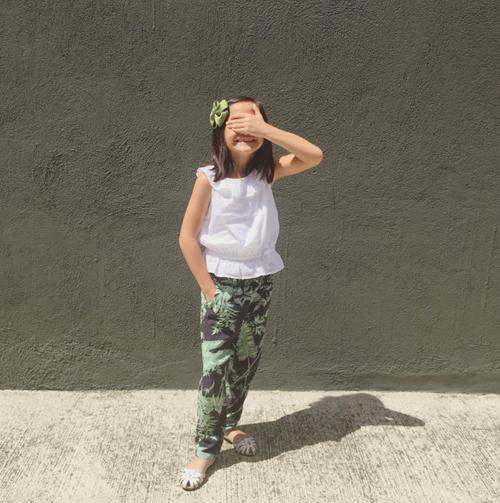 Ella, mi primera hija, la disciplinada y exigente como yo, apasionada y soñadora. Mi ancla. Instagram: @mundo_de_mama