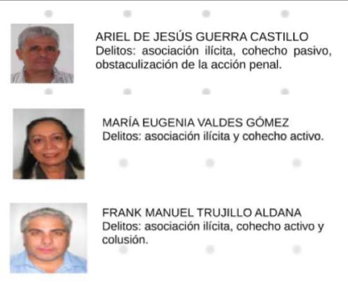 Tres personas permanecen prófugas por la estructura de impunidad y de defraudación que operaba en la SAT.