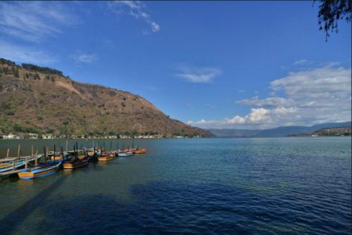 La última vez que vieron a Héctor fue en el lago de Amatitlán. (Foto Archivo/Soy502)
