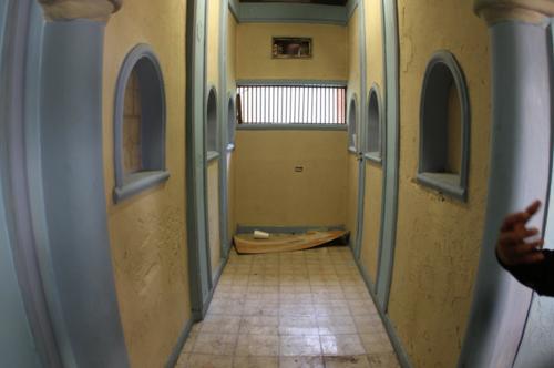 Algunas celdas fueron remodeladas al gusto de los reos. (Foto: Comunicación Social del Estado de Nuevo León.)