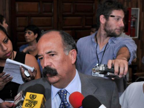 El abogado Francisco Palomo contaba con más de 40 años de experiencia profesional en el área legal. (Foto Archivo/Soy502)