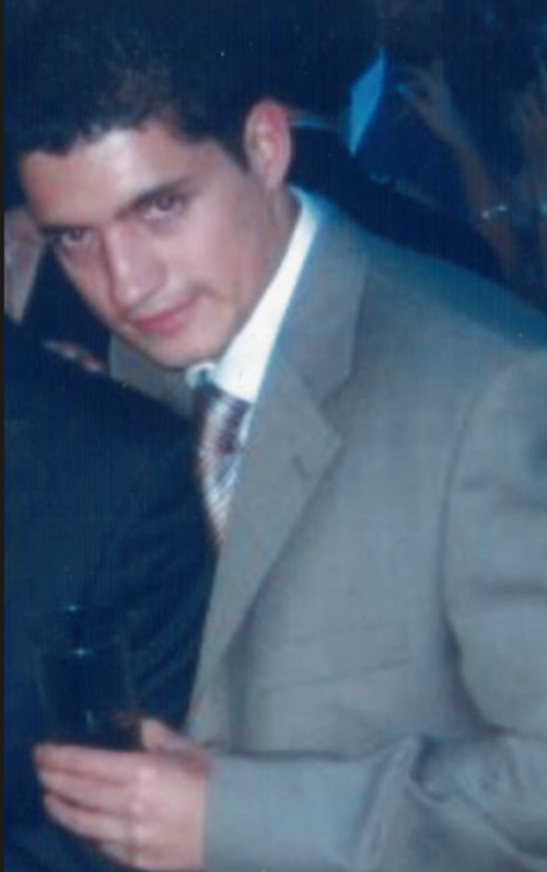 Nicolás Siekavizza, sobrino de Juan Luis Siekavizza. (Foto: Soy502)