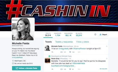 """La reportera ha aprovechado """"Twitter"""" para dar a conocer la agresión y varios usuarios la han apoyado con videos para evidenciarlo. (Foto: Twitter)"""