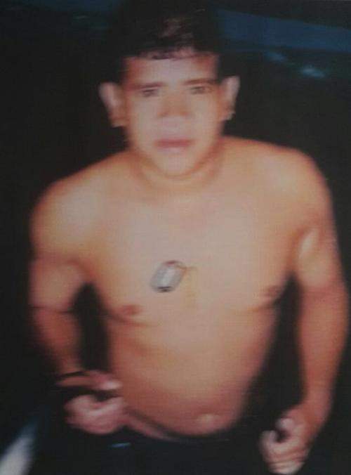 Según el vocero del Ejército, Hugo Rodríguez, modificaron la fotografía para que la población identifique al supuesto violador. (Foto: Ministerio de Defensa)