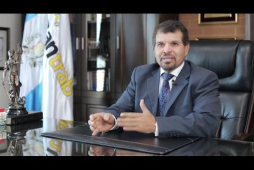 Sergio Hernández Lemus fue removido de la presidencia de Bantrab por Jimmy Morales. (Foto: Soy502)