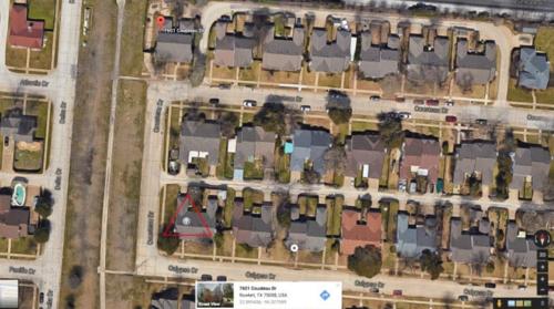 Según la afectada, el supervisor de la obra no confirmó la calle previo a demoler la vivienda. (Foto: Google Maps)