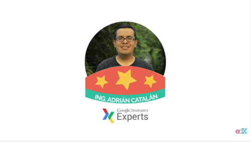 Adrián Catalán es uno de los expertos que compartirá con los participantes en el curso de desarrollo de apps dirigido desde Guatemala.