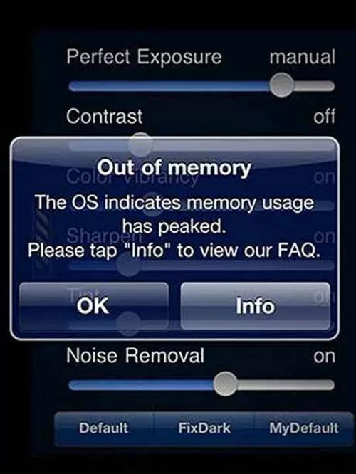 Este mensaje te suele mostrar tu teléfono cuando se ha quedado sin espacio. (Foto: Internet)