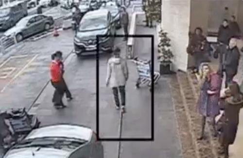 Cámaras de seguridad siguieron la pista del hombre del sombrero. (Foto: El Comercio)