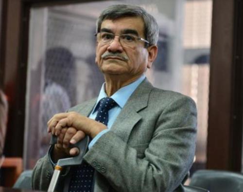 Mauricio Rodríguez Sánchez, fue jefe de inteligencia militar en la administración de Efraín Ríos Montt, en un primer juicio fue declarado inocente. (Foto: Archivo/Soy502)