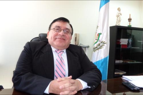 Freedyn Fernández seguirá como juez pesquisidor. (Foto: Archivo/Soy502)