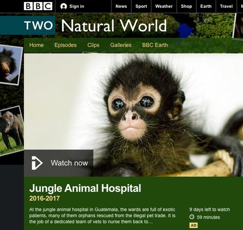 El programa se transmitirá este jueves en el canal BBC Two de Inglaterra. Se espera que en unas semanas se emita para el resto del mundo.