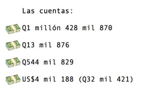 Cuentas bancarias inmovilizadas al hijo de Carlos Muñoz.