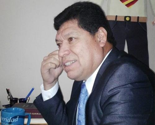 Ávila fue asignado como interventor de Farmacias de la Comunidad y Galeno. (Foto: Facebook/Ramón Ávila)