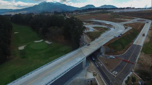 El uso de la ruta alterna tendrá un costo, por lo que contará con distintas plazas para el cobro del peaje. (Foto: VAS)