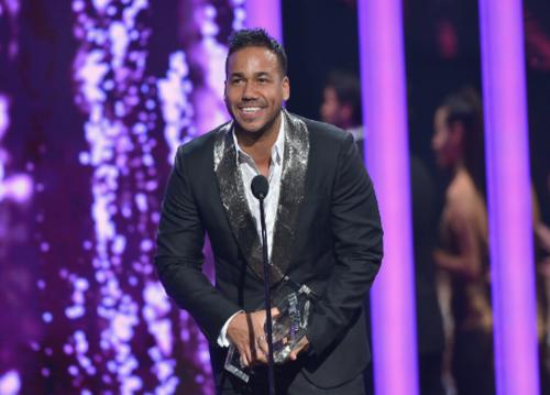 Romeo Santos fue el ganador del premio al mejor artista latino. (Foto: La Opinión)