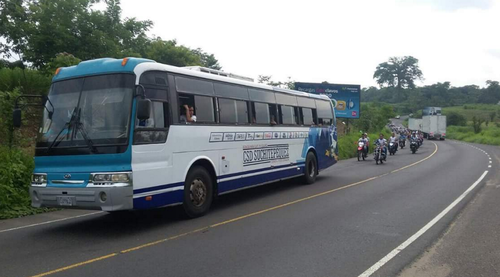 Suchitepéquez viaja esta tarde a la ciudad de Guatemala para el juego del jueves. (Foto: Facebook/Mi Selección Siempre con vos)