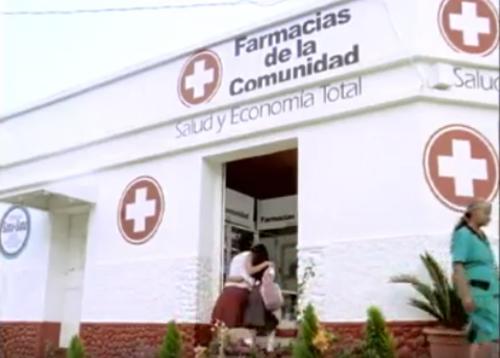 Farmacias de la Comunidad defraudó al Estado por 5.8 millones de quetzales entre 1999 y 2000. (Foto: Farmacias de la Comunidad/Facebook)