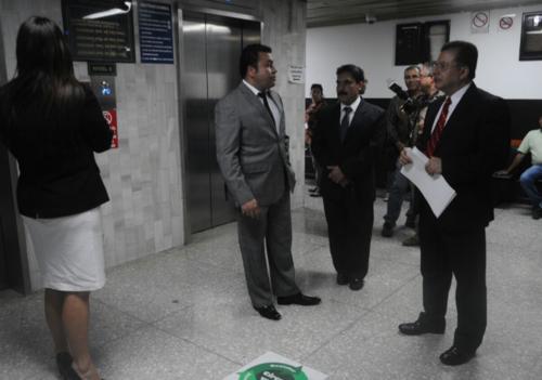 La demanda fue presentada por el equipo legal de la PGN. (Foto: Alejandro Balán/Soy502)