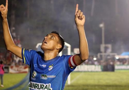 El delantero de origen hondureño nacionalizado guatemalteco, Gerson Tinoco, es ahora parte del equipo de Comunicaciones. (Foto: Archivo/Soy502)