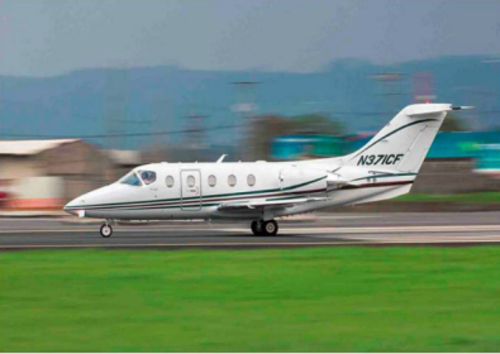 El jet de Otto Pérez Molina costó 12 millones 212 mil 528 quetzales. (Foto: cortesía CICIG)