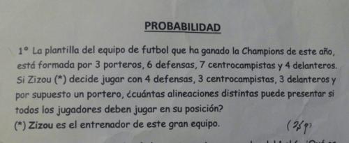 El problema fue incluido en un examen. (Foto: @mushocordoba/Twitter)