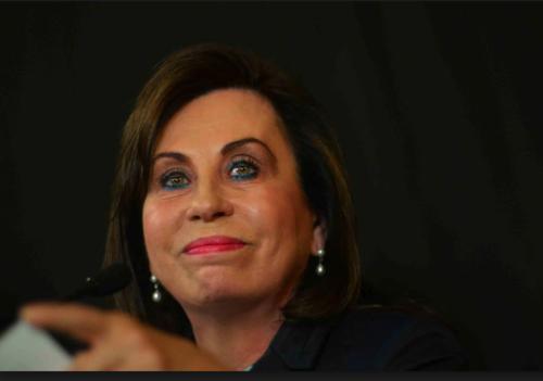 Según la acusación el ahora magistrado habría presionado para que no se cerrara un proceso contra Sandra Torres por supuesto manejo anómalo de los programas sociales. (Foto: Archivo/Soy502)