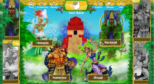 Estos son los juegos que se encuentran disponibles en Cerebrex y que pone a prueba tu habilidad.