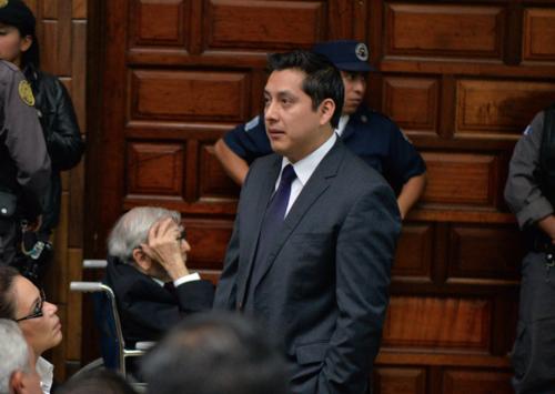 Cano renunció a continuar con la defensa de Baldetti en los casos La Línea y Lago de Amatitlán. (Foto: Wilder López/Soy502)