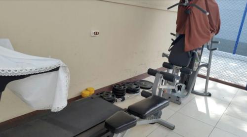 La cárcel de Matamoros ha sido criticada ya que durante las requisas se ha localizado equipo de ejercicio y electrodomésticos. (Foto: Archivo/Soy502)