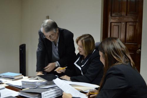 La demanda fue presentada por el equipo legal de la PGN el 27 de mayo. (Foto: Archivo/Soy502)