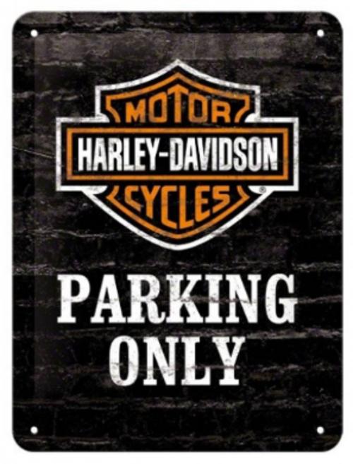 La moto fue acompañada con una camisa con este mensaje. (Foto: Nostalgic Art Tin)