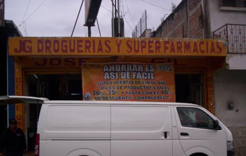 Durante el período que se evitó auditar, Droguerías y Súper Farmacias José Gil tuvo ingresos netos por más de 60.2 millones de quetzales. (Foto: Picasa/Armando)