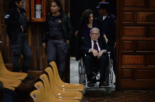 El juez autorizó la ausencia de Cohen durante la diligencia debido a su avanzada edad. (Foto: Archivo/Soy502)