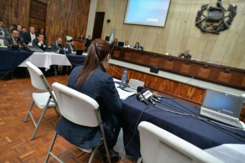 El juez Gálvez continuaría con los casos La Línea, TCQ y Cooptación del Estado, que involucran a funcionarios de alto nivel. (Foto: Archivo/Soy502)