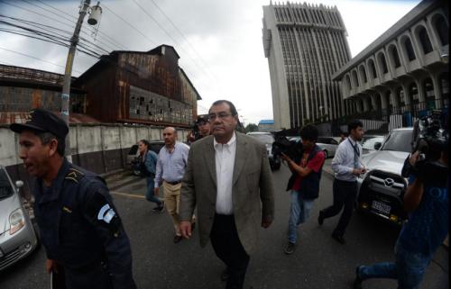 Salán y Rojas fueron encontrados culpables de peculado en 2014. (Foto: Archivo/Soy502)