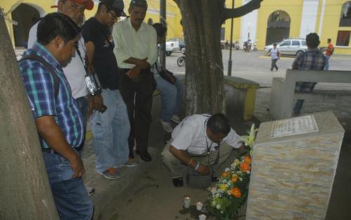 Los periodistas fueron asesinados en marzo de 2015 en Suchitepéquez.  (Foto:  Archivo/Soy502)