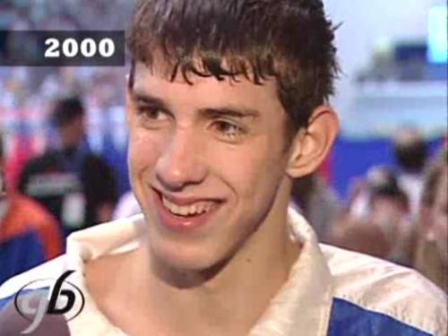 La aventura olímpica de Phelps inició en Sydney 2000, con solo 15 años. (Foto: GrowingBolder)