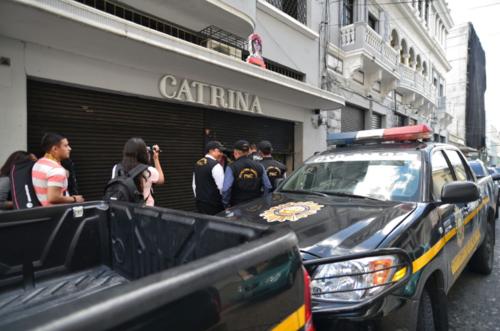 El Bar Catrina es una de las 12 propiedades de una empresa que, según la investigación del MP, podría tener vínculos con el narcotráfico. (Foto: Wilder López/Soy502)